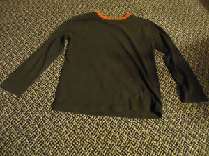 Boys Size 7/8 Long Sleeve Scary Cool *Children's Place** T-Shirt Kingston Kingston Area image 2