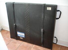 2 x large portfolio for prints storage and transportation nikon canon leica mamiya sony