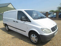 Mercedes-Benz Vito 2.1TD109CDI LWB 2006 REG LOW MILES FOR YEAR