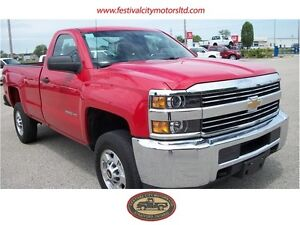 2015 Chev 2500 HD 4x4 | Balance of Factory Warranty!