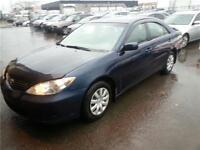 Toyota Camry LE 2005 150000KM