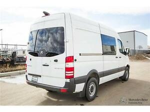2015 Sprinter V6 2500 Cargo 144 -CAMPER Van Conversion Van Base