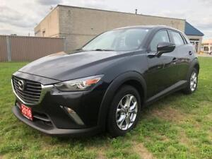 2016 Mazda CX-3 4dr GS $17295 includes 4 new tires
