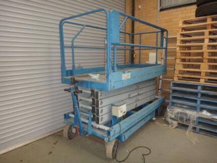 kg hydraulic scissor lift table  hire day  automotive gumtree australia