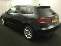 Audi A3 1.6TDI 110 Sportback BUY FOR ONLY £35 A WEEK ON FINANCE