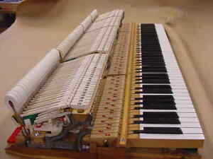 I am looking for some used hammers and shanks from a grand piano