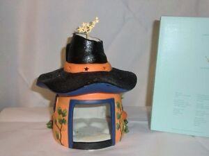 Halloween porte chandelle - chapeau de sorciere PARTYLITE Gatineau Ottawa / Gatineau Area image 2