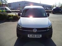 Volkswagen Caddy 2.0 102PS BLUEMOTION TECH 102 STARTLINE EURO 6 DIESEL (2016)