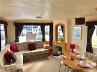 Cheap static caravan for sale - great for families - 5 min walk to beach