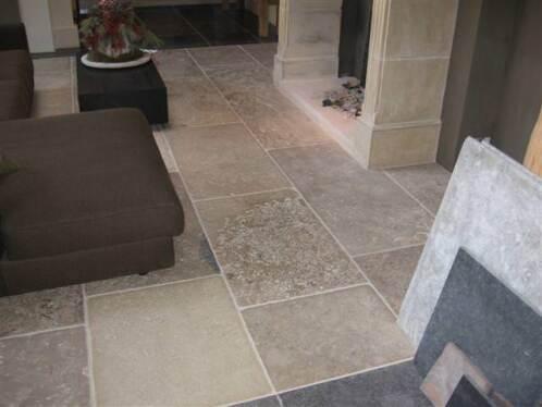 Belgisch Hardsteen Tegels : ≥ bourgondische dallen belgisch hardsteen arduin vloeren
