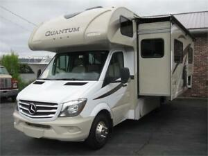 New 2018 Quantum KM24, Sprinter Chassis. $558.58 Bi Weekly