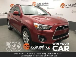 2014 Mitsubishi RVR GT - Leather - Panoramic Roof