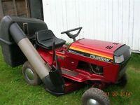Tracteur à pelouse Murray de 38 pouces avec ramasse