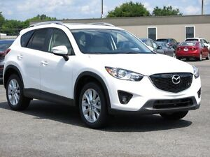 2013 Mazda CX-5 GT, Low km with Luxury and Tech Package