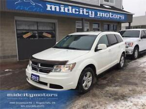 2015 Dodge Journey SE Plus/ Seating for up to 7!
