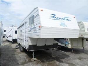 2006 Travelaire 25 RKs Fifth Wheel