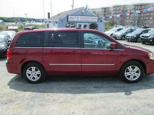 2011 Dodge Grand Caravan Crew ST0-N-GO LOADED