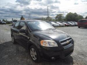 GAS SAVER! 2008 Aveo loded sunroof and cruise control NEW TIRES