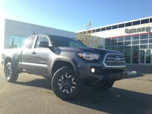 2017 Toyota Tacoma TRD Offroad 4dr 4x4 Access Cab