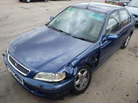 Honda Civic 1.6 Automatic Gearbox 1998 - 2000 Code: D16W4 Breaking For Parts (1999)
