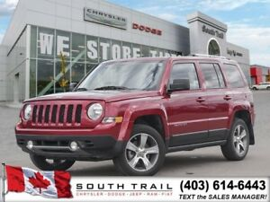 2017 Jeep Patriot High Altitude, LTHR HTD SEATS SUNROOF $78/Week