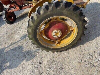 Farmall Cub Or Low Boy Tractor 8.3 X 24 Titan Tractor Tread 98 Tire Ih Rim
