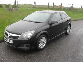 Vauxhall/Opel Astra 1.4i 16v Sport Hatch 2007.5MY SXi X Pack FSH 57700 Mls MOT