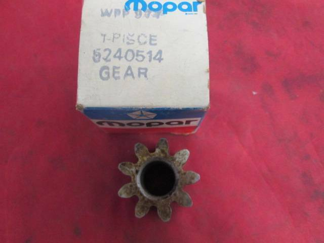 Oil Pump Drive Gear Fits 78 79 80 Omni & Horizon Models NOS MOPAR # 5240514