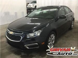Chevrolet Cruze LT Turbo A/C Bluetooth 2016