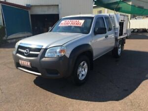2009 Mazda BT-50 09 Upgrade Boss B3000 Freestyle DX+ Silver 5 Speed Manual Cab Chassis Berrimah Darwin City Preview