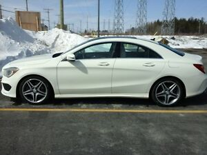 2016 Mercedes-Benz  CLA250 Berline 4matic transfert de location