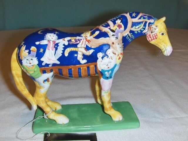 Trail Of The Painted Ponies, Kitty Cat