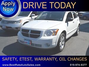 2011 Dodge Caliber SXT can be YOURS for $33/week