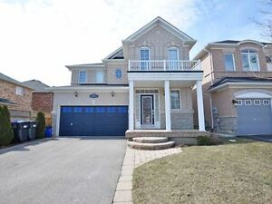 Absolutely Stunning 4 Bedroom, 3 Bath Home In Brampton.