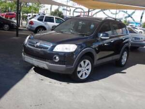 2008 Holden Captiva LX Diesel 4WD 7 seater SUV Moorooka Brisbane South West Preview