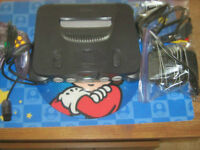 Nintendo 64 bundle/Cleaned/Tested/Old Skool Gamers