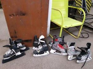 KIDS HOCKEY SKATE YOUTH CHILD BOYS 11, 13 ,1, 1.5, 2, 2.5, 3 CCM