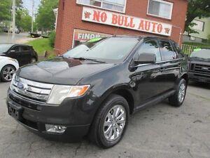 2010 Ford Edge Limited, All Wheel Drive, $110 Bi Weekly OAC