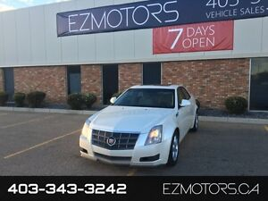 2009 Cadillac CTS4--NEW TIMING CHAIN!--AWD--WE FINANCE!