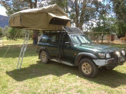 Nissan Patrol and Camping Package Glen Davis Lithgow Area Preview