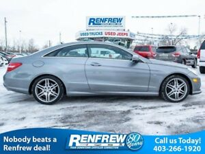 2012 Mercedes-Benz E-Class Coupe E 350, Panoramic Sunroof, Lane