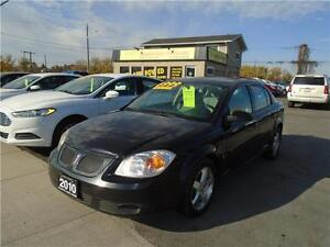 """2010 Pontiac G5 """" GUARANTEED FINANCING """"  BE APPROVED TODAY!!"""