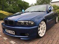BMW e46 325ci M sport