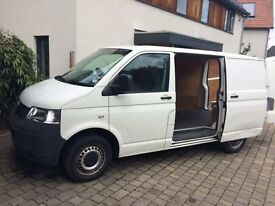 VW Transporter Candy White Very Low Mileage