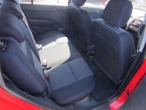 2007 Hyundai Getz TB MY07 S Red 4 Speed Automatic Hatchback
