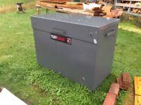 Armourguard Toughbank tool storage box