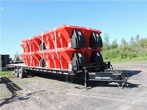 Salter Spreader:  Poly /Stainless / Tailgate and Dump Bodies
