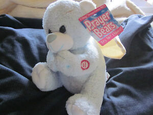Brand new with tags Plush Prayer Bear London Ontario image 1