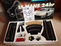 Scalextric Le Mans 24hr set
