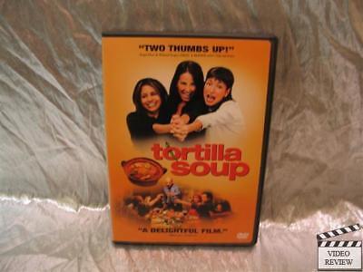 Tortilla Soup DVD